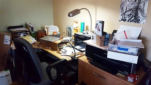 SimplicityPDXOfficeOrganizingBefore2