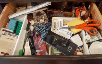 Stay Home, Get Organized: 3 Ways to Get Organized While Sheltering in Place